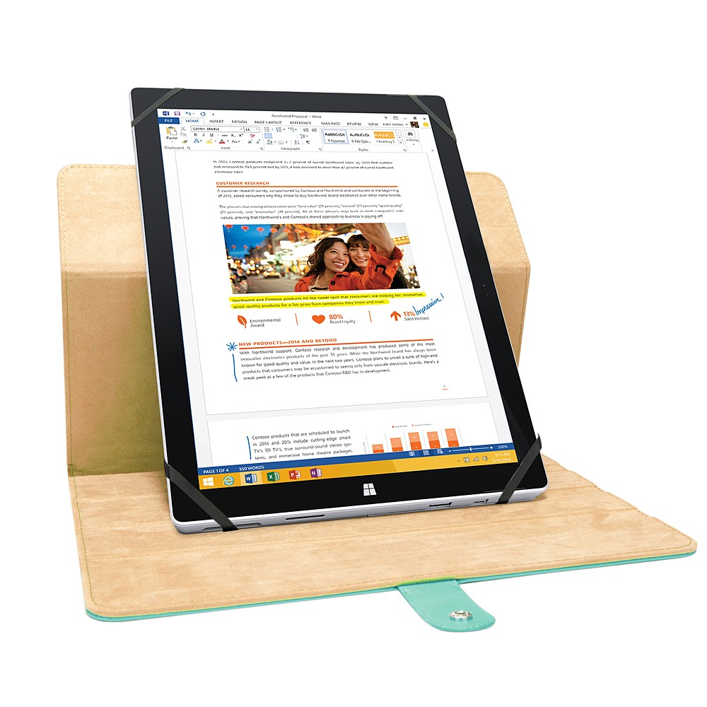 Arthur for Microsoft® Surface Pro 3 (Sky Blue)