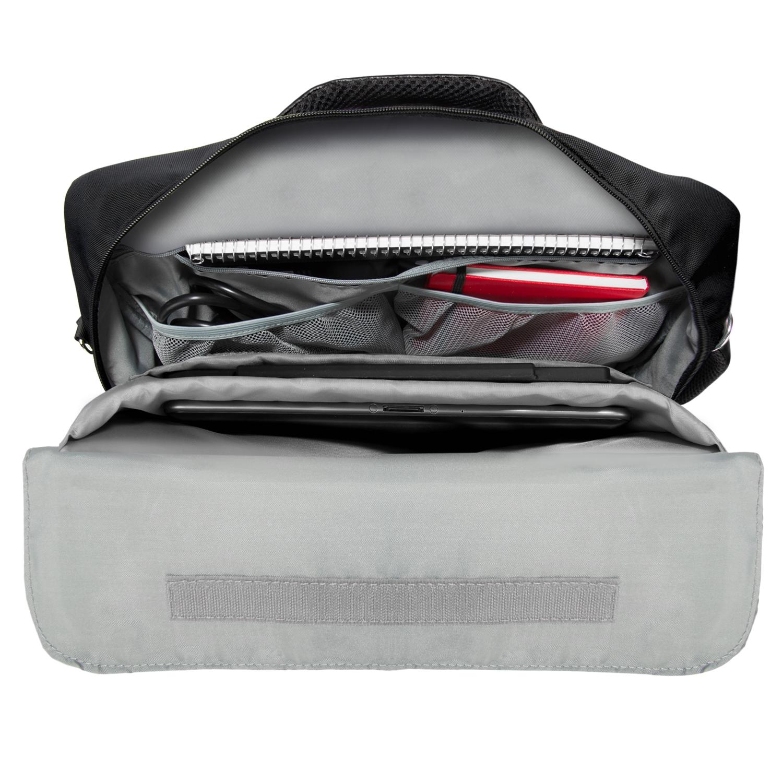 "Slate Laptop Bag 13.3"" (Black)"