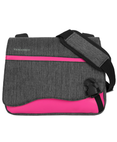 Wave Messenger Bag