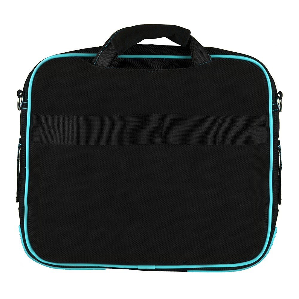 (Black/Aqua) Pindar Shoulder Case 11