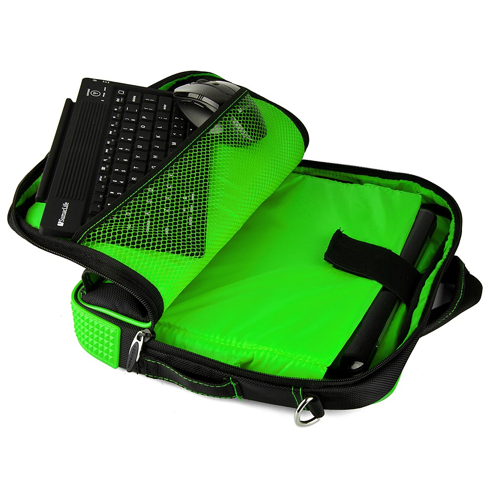 (Black/Green) Pindar Shoulder Case 11