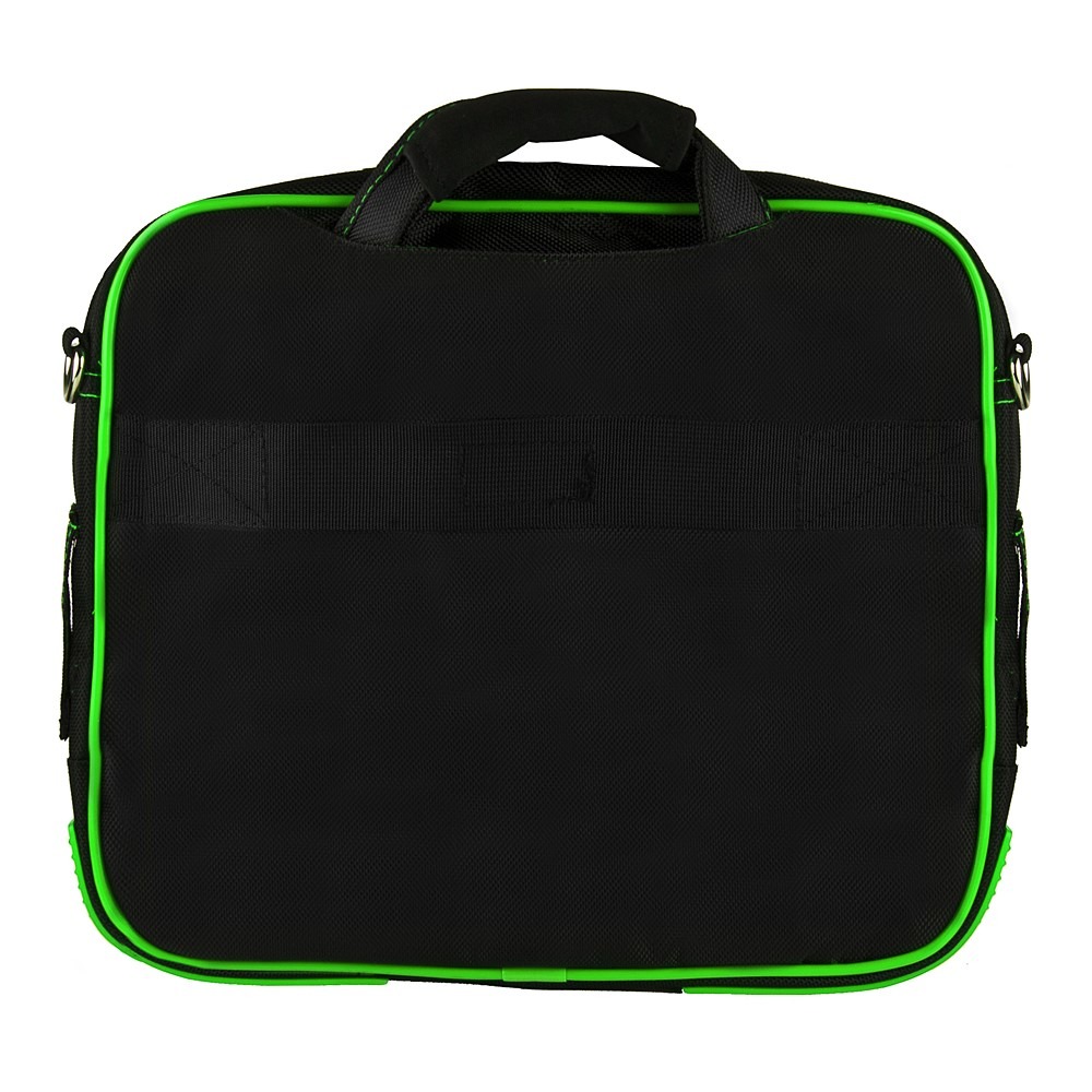 (Black/Green) Pindar Shoulder Case 11""