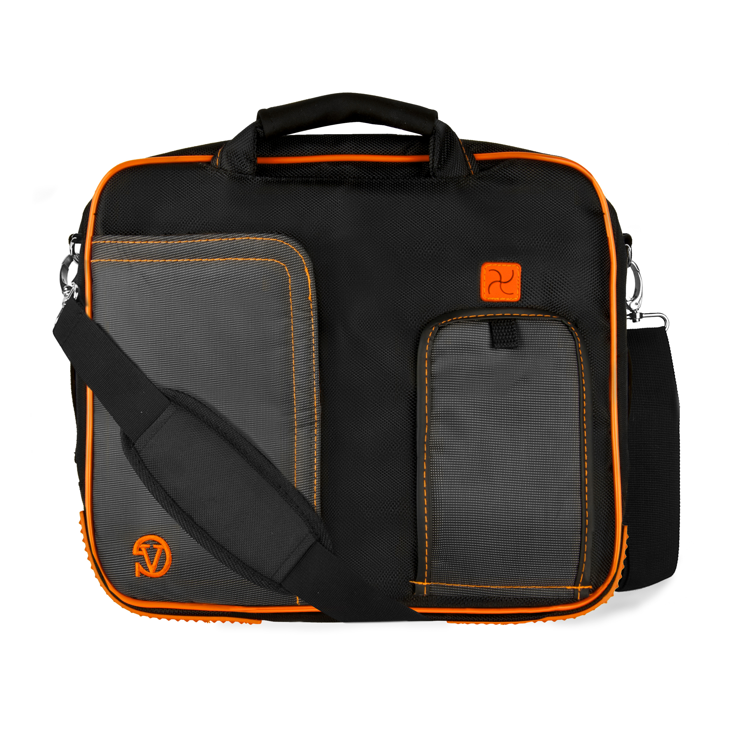 (Black/Orange) Pindar Shoulder Case 11""