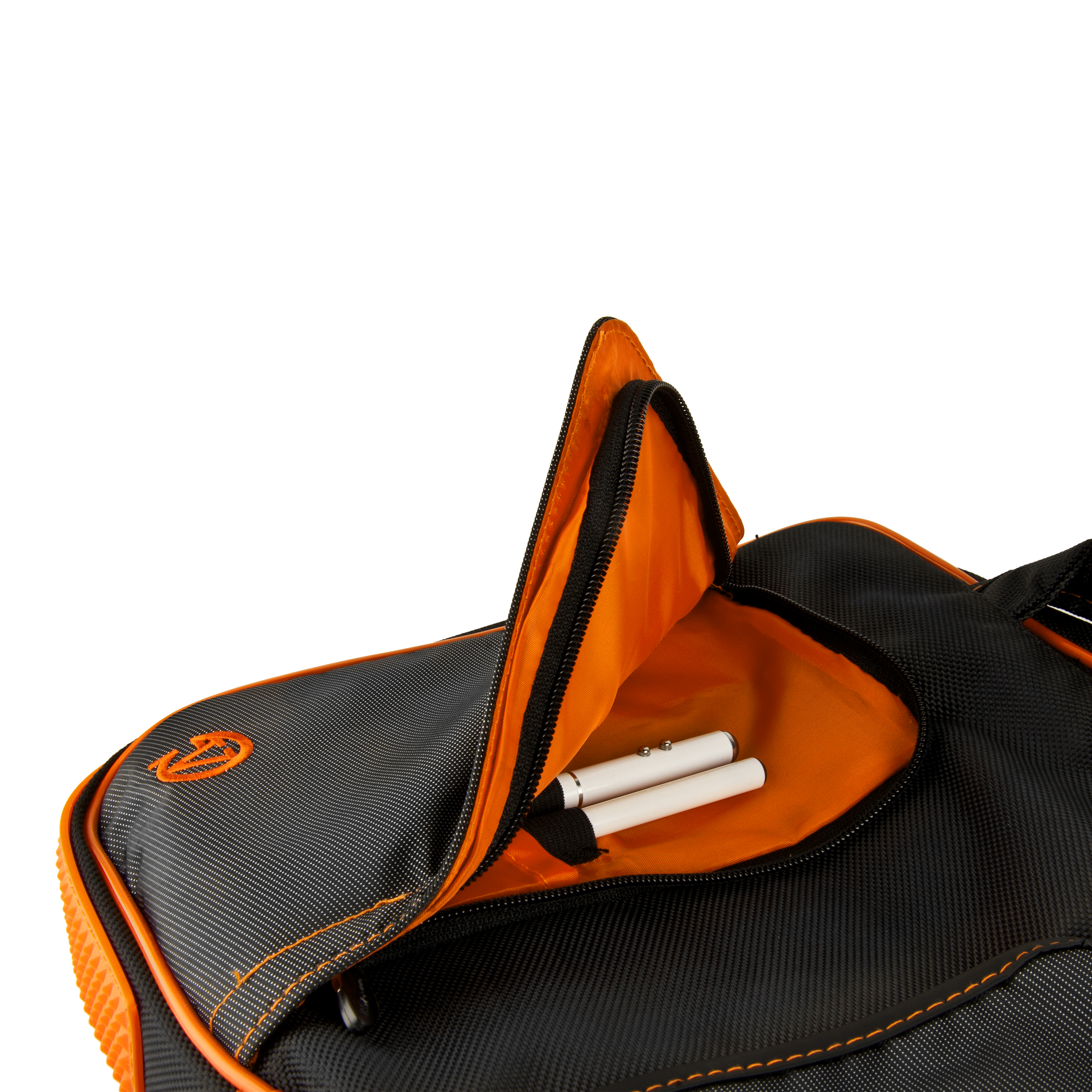 (Black/Orange) Pindar Shoulder Case 11
