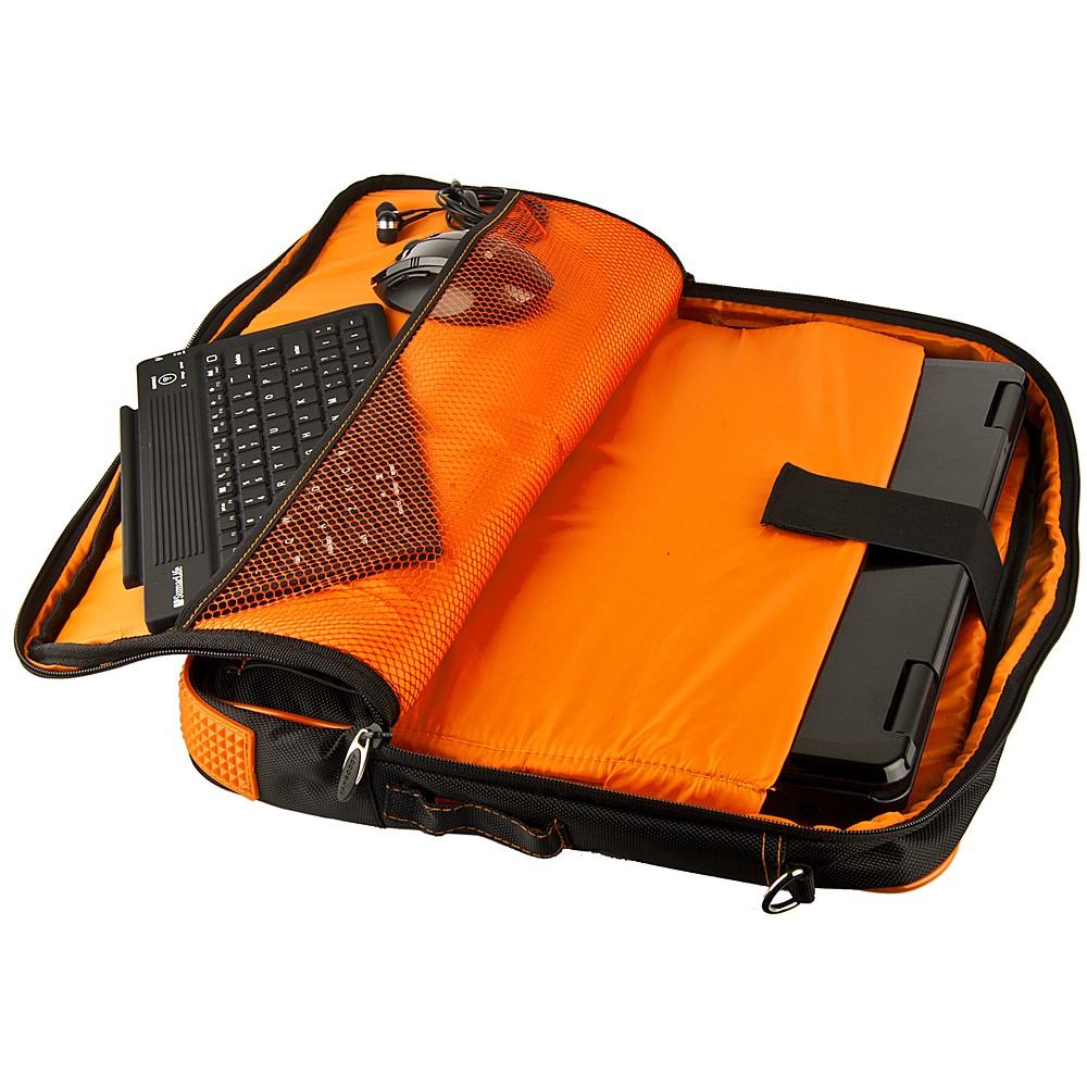 (Black/Orange) Pindar Shoulder Case 12-13