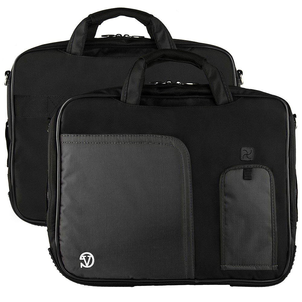 (Black) Pindar Shoulder Case 12-13""