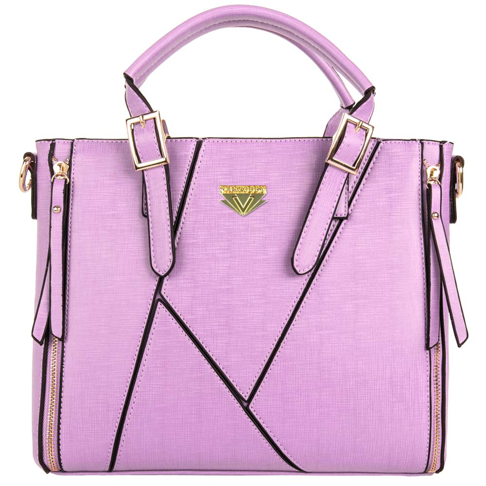Pallia Satchel (Light Purple)