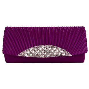 Anna Diamond Clutch