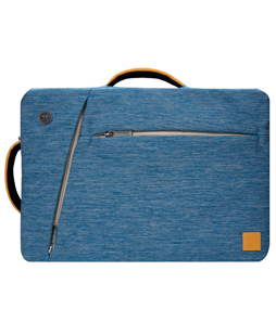 (Blue) Vangoddy Slate Laptop Bag 17