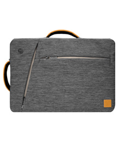 (Gray) Vangoddy Slate Laptop Bag 17