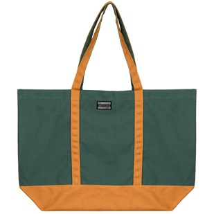Isling Tote Bag (Pine/Brown)