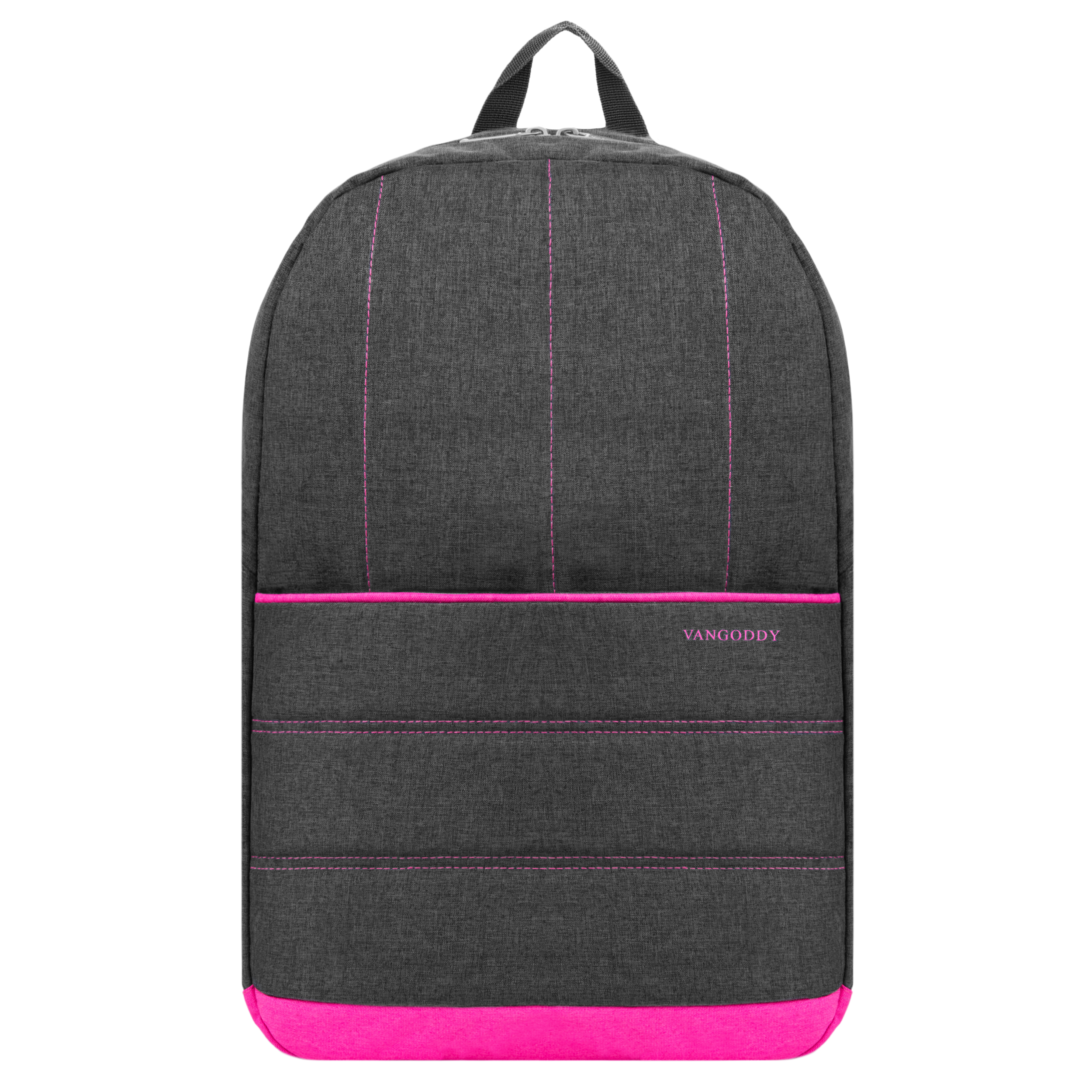 "Grove Laptop Backpack 15.6"" (Magenta Pink)"