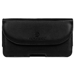 Voyage belt clip wallet case