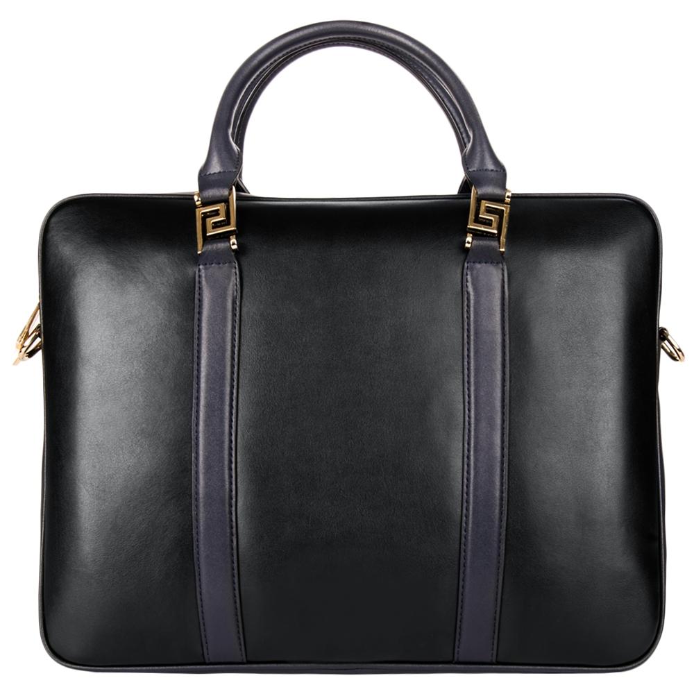 Meka Genuine Leather Briefcase 11.75'