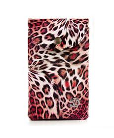 Cellphone Leopard Bag (Pink)
