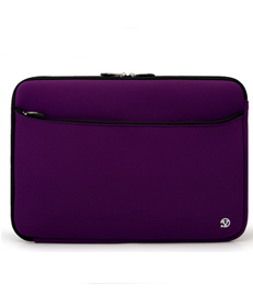 "Neoprene Sleeve 14"" (Purple)"