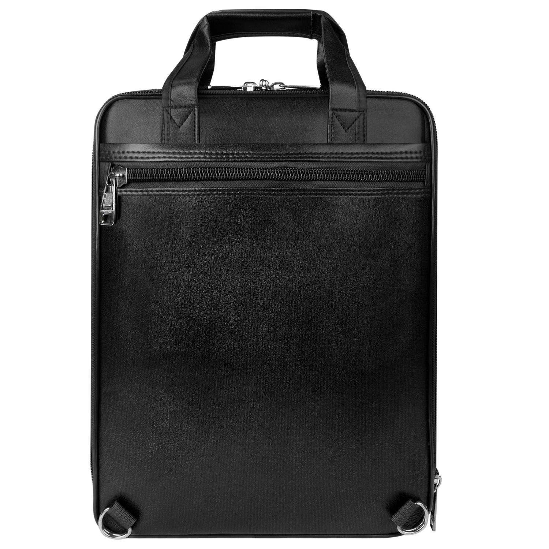 Loras Laptop Bag (Black) 13