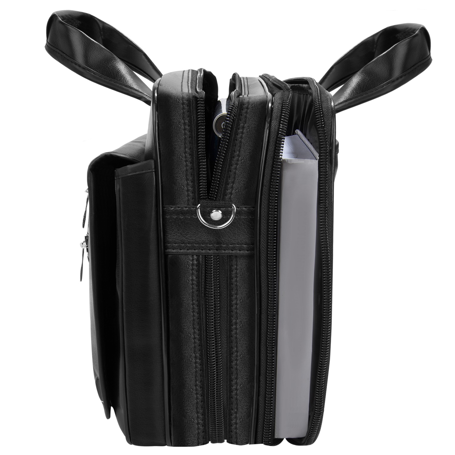 Trogons Laptop Bag (Black)