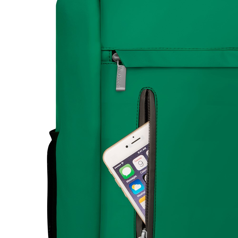 "Adler Laptop Backpack 15.6"" (Jade)"
