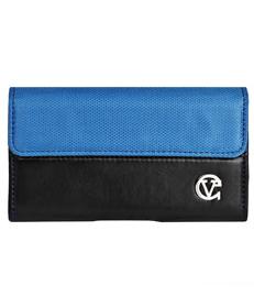 Portola Carrying Holster w/Belt Clip and Stylus Holder (Blue/Black)