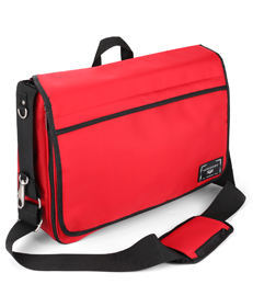 Casy Baby Diaper Bag (Red)