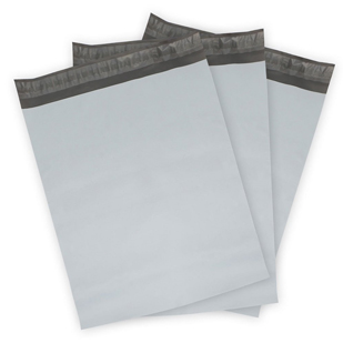 (1000 PC) 10 X 13 White Self Seal Envelope Poly Mailer