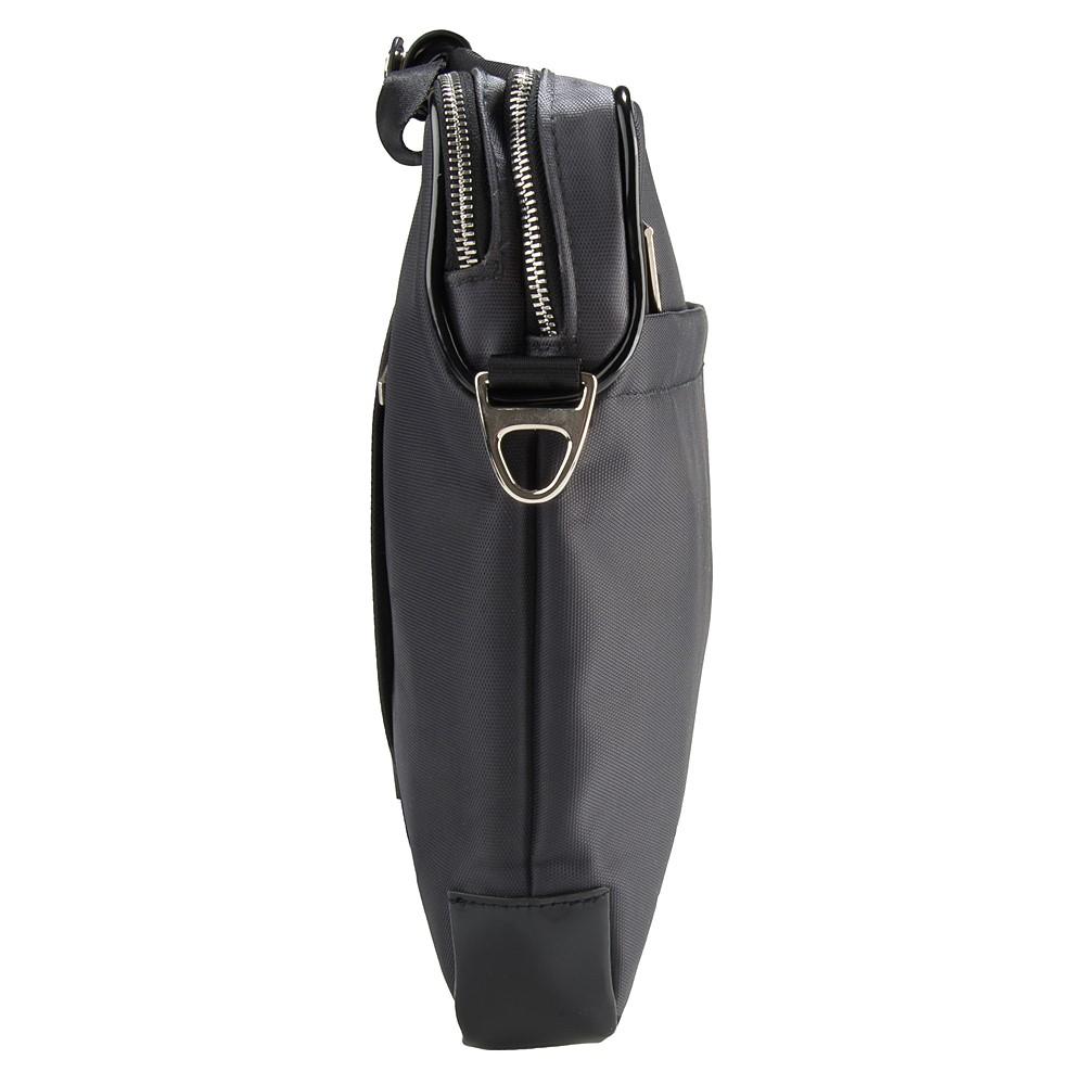 """Melissa Shoulder Bag 15"""" (Grey/Black)"""