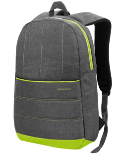 "Grove Laptop Backpack 15.6"" (Apple Green)"