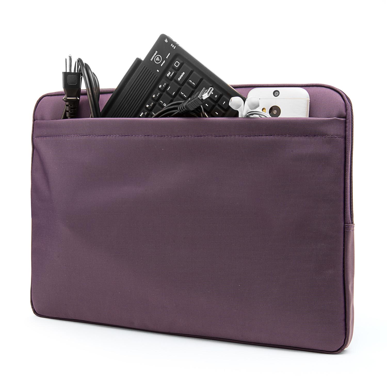 """Jam Sleeve 15.6"""" (Purple)"""