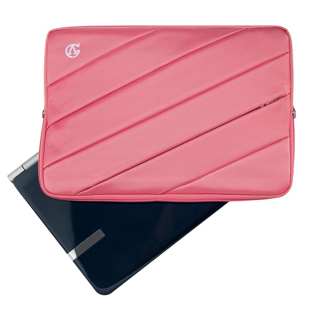 "Jam Sleeve 15.6"" (Pink)"