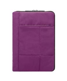 """Pillow Case 10"""" (Purple/Black)"""