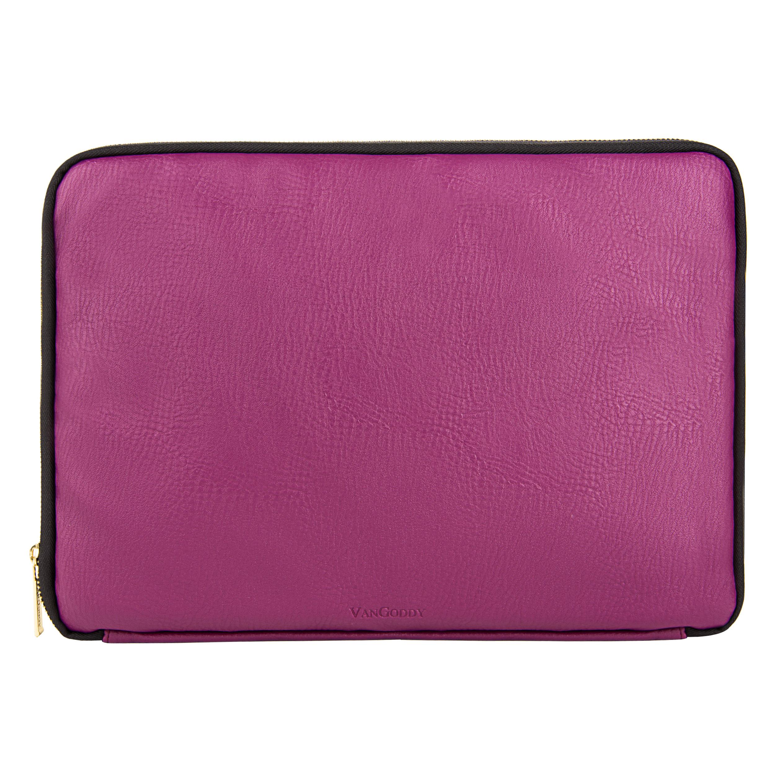 "Irista 15"" Laptop Sleeve  (Purple/Black)"
