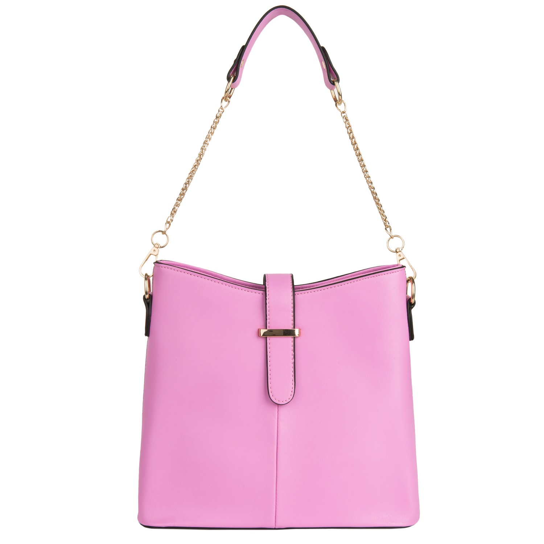 Serena Buckle Bag (Orchid)