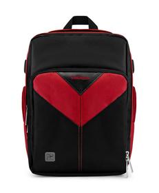 Sparta DSLR Camera Bag (Black/Red)
