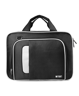 "Pin Messenger Bag Case 11"" (Black)"