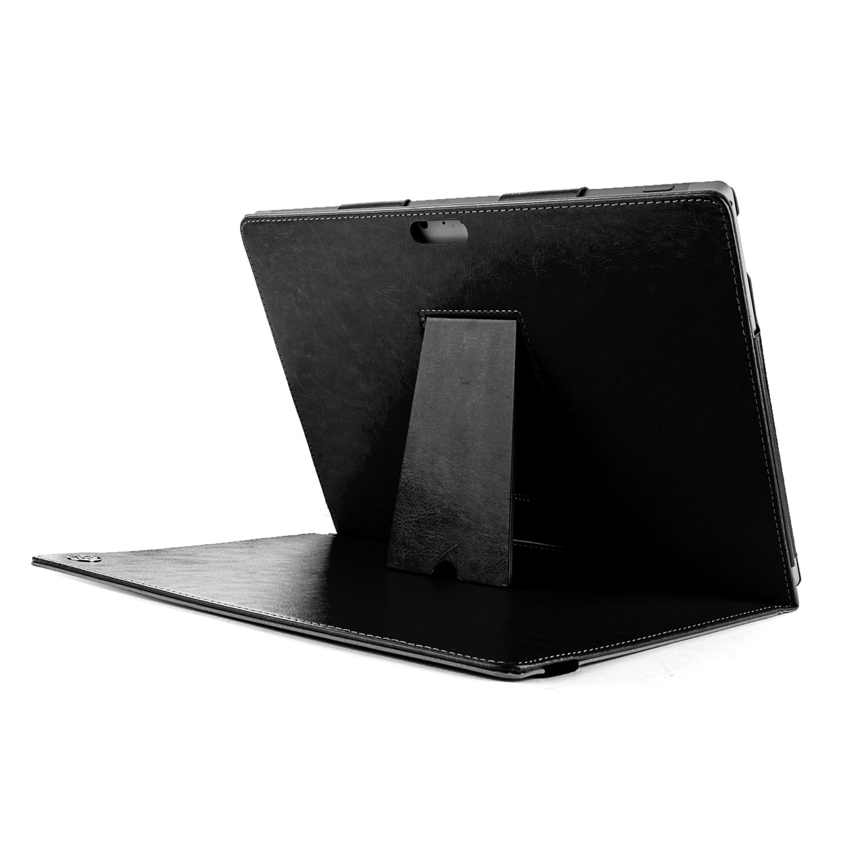 Alpha  Portfolio Leather Case for Microsoft® Surface Pro 3 (Black)