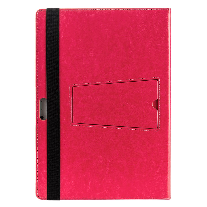 Alpha Portfolio Leather Case for Microsoft® Surface Pro 3 (Magenta)