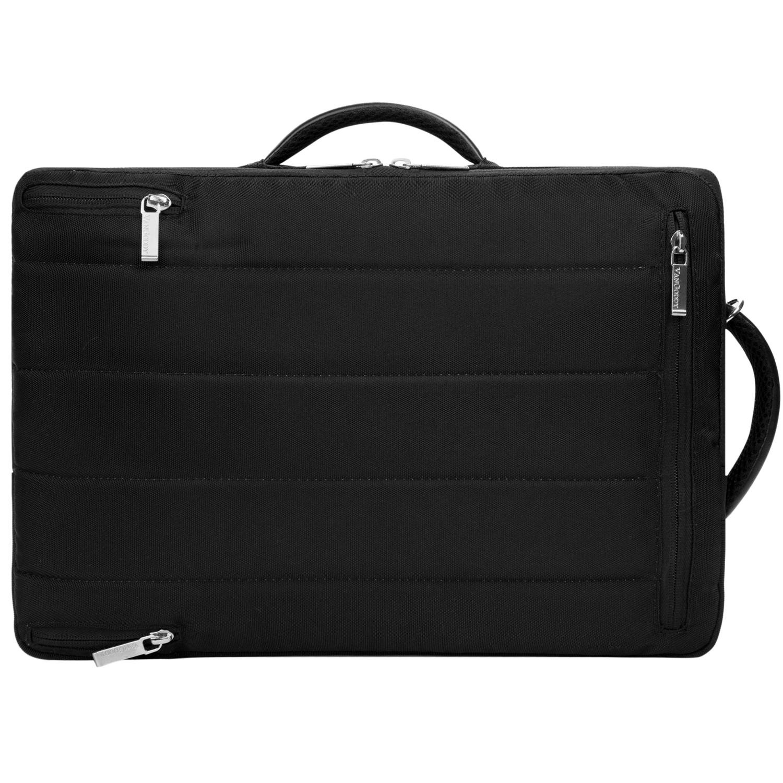(Black) Vangoddy Slate Laptop Bag 17