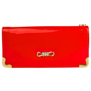 Tory Smartphone Wristlet (Red)