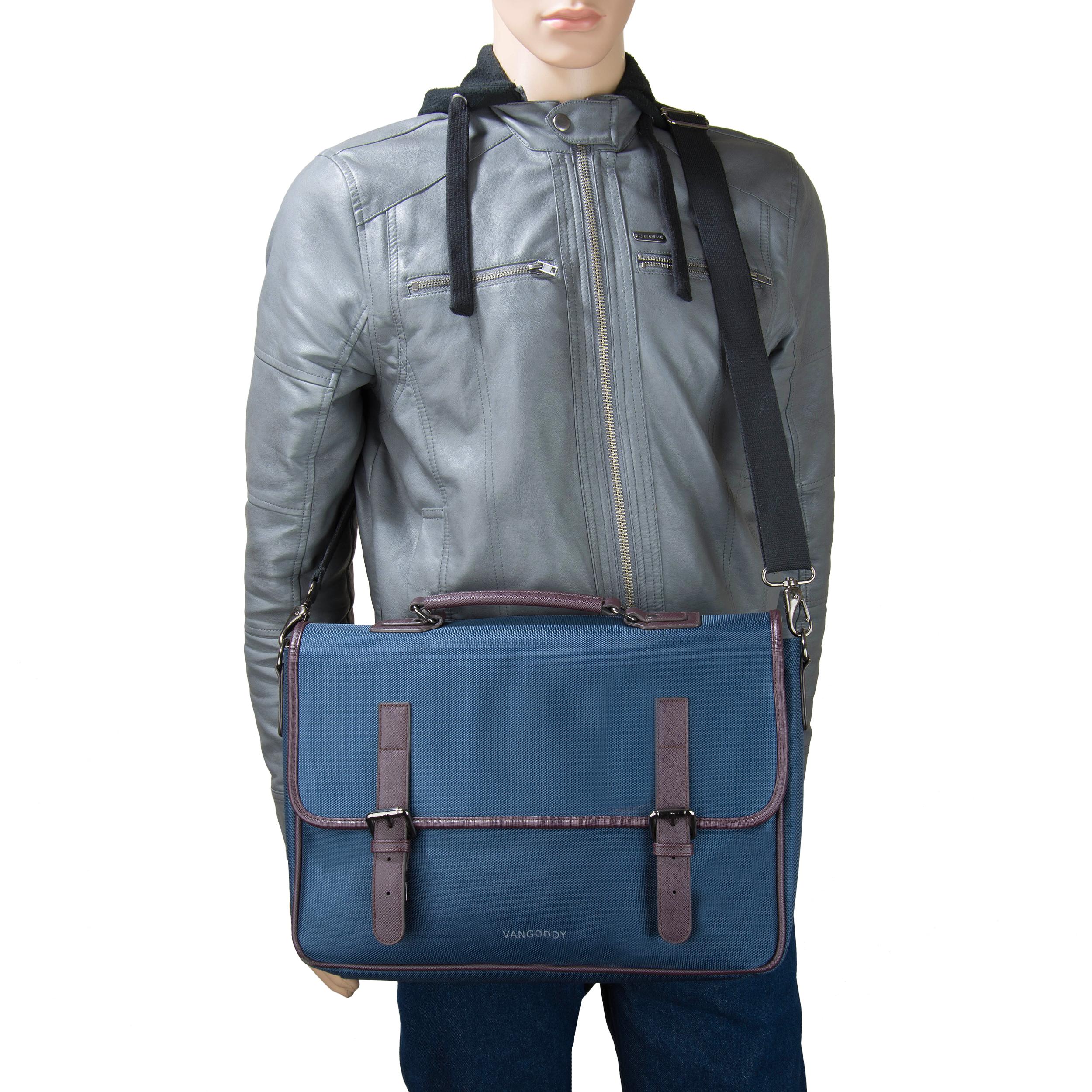 Vangoddy Bodie Laptop Computer Bag Messenger Bag Briefcase